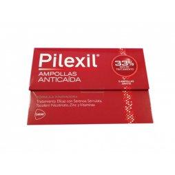 Pilexil 15 Ampollas 50ml+5 Gratis