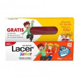 Lacer Gel Junior Fresa
