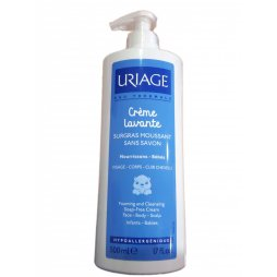 Uriage Crema Lavante Bebe 500ml