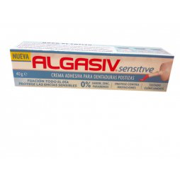 Algasiv Sentitive Sin Sabor 40gr
