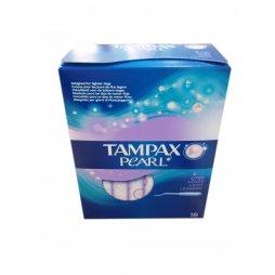 Tampax Pearl Lites 18uds