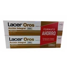 Lacer Oros Duplo 125ml con Flúor