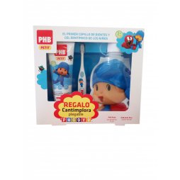 Phb Petit Pocoyo Gel 75ml+Cep.+Cantimplora
