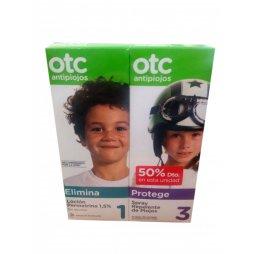 Otc Promo Loción Permitrina +Spray 50