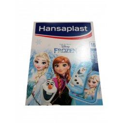 Hansaplast Tiritas Kids Frozen 16ud