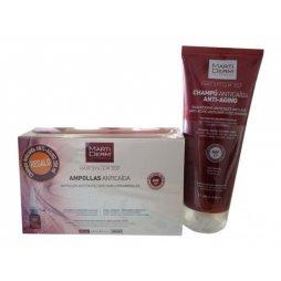 Martiderm Hair System 3Gf 28Ampollas + Regalo
