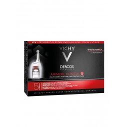 Vichy Dercos Hombre Aminexil 21 ampollas