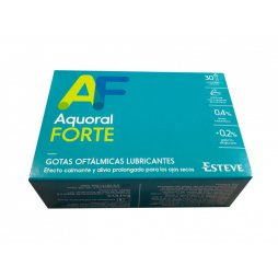 Aquoral Forte 30 Monodosis 0.5ml Esteve