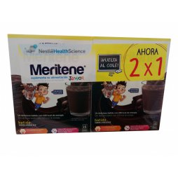 Meritene Junior Choco Pack 2X1 (15 Sobres)
