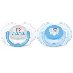 Avent Chup. 0-6 M I Love Azul 2uds