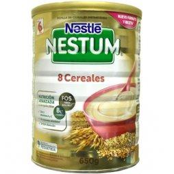 Nestle Nestum Expert 8 Cereales 600gr