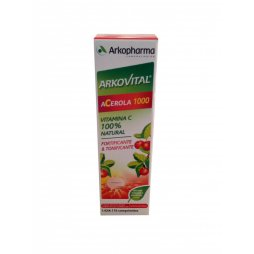 Arkovital Acerola 15 Compridos