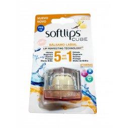 Softlips Cube SPF15 Vainilla  Bálsamo Labial