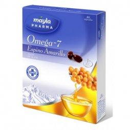 Omega-7 Espino Amarillo 30 Capsulas