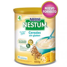 Nestle Nestum Expert Cereales Sin Gluten 600gr