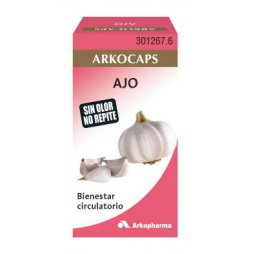 Arkocaps  Ajo  48 Cápsulas