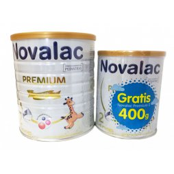 Novalac Premium 2  800+ 400gr