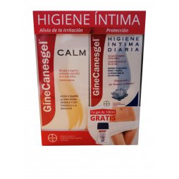 Ginecanesgel Calm 200ml + Higiene Íntima 100ml