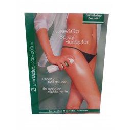 Somatoline Use&Go Reductor Kit 2X200ml