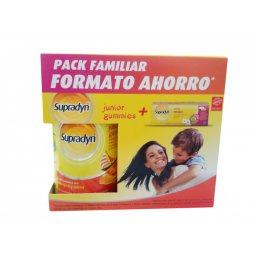 Supradyn Pack  Mujer + Junior Gummies