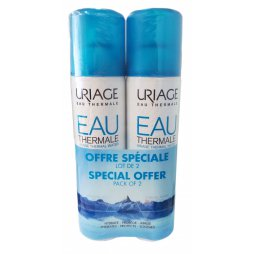 Uriage Agua Thermal 2ud 50% 2X300ml