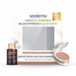 Sesderma Promo Azelac Serum+Screenses Color Compacto