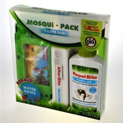 Mosqui-Pack Familiar Regalo Water Game