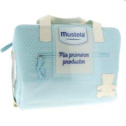 Mustela Bolsa Mis 1º Productos Azul