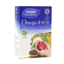Omega 3-6-9 30 Cápsulas