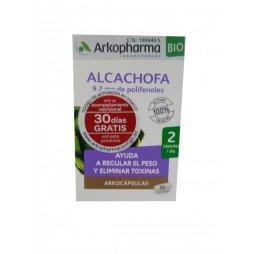 Arkopharma BIO Alcachofa 80 Cápsulas