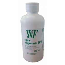 Agua Oxigenada 5 250ml