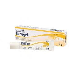 Recugel 10g hidratacion ocular