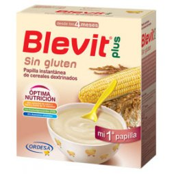 Blevit Plus Cereales S/Gluten 300G