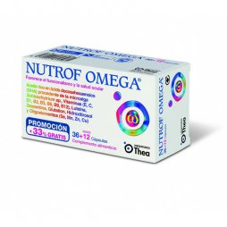 Nutrof Omega 36 Caps + 12 Gratis