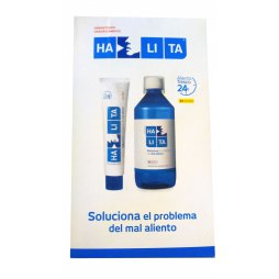 Vitis Pack Halita Aliento Fresco + Colutorio 500ml+ Pasta 75ml