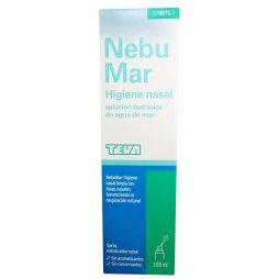 Nebumar Higiene Nasal 100ml Teva