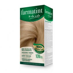 Farmatint 10N Rubio Platino
