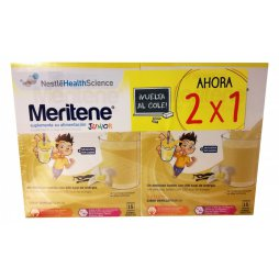 Meritene Junior Vainilla Pack 2X1