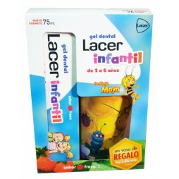 Lacer Gel Fresa 2 a 6 años 75ml + Regalo