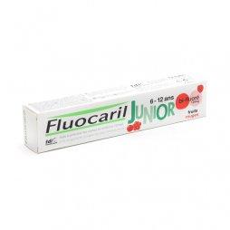 Fluocaril Junior Gel Frutos Rojos