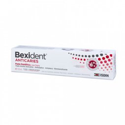 Bexident Anticaries Pasta 125