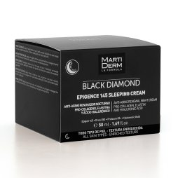 Martiderm Black Diamond Epigence 145 Sleeping Cream 50ml