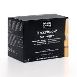 Martiderm Black Diamond Skin Complex ampollas