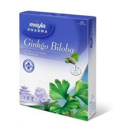 Ginkgo Biloba 30 Capsulas
