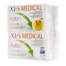 XLS Pack Captagrasas 2x180 cap.