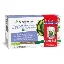 Arkofluido Alcachofa-Hinojo BIO 10 Ampollas