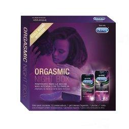 Durex Pack Intens Orgasmic Night Box