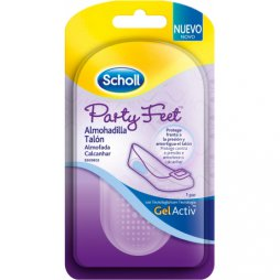 Dr Scholl Almohadilla Talón Party Feet