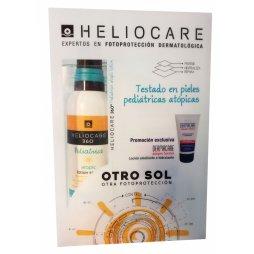 Pack Heliocare 360 Pediátrico Pieles atópicas 100ml