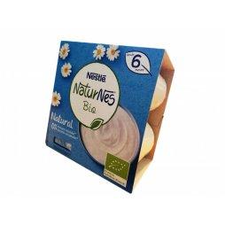 Nestle Naturnes Bio Natural (4X90gr)
